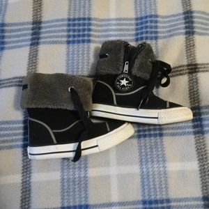 Converse Suede Baby Boots